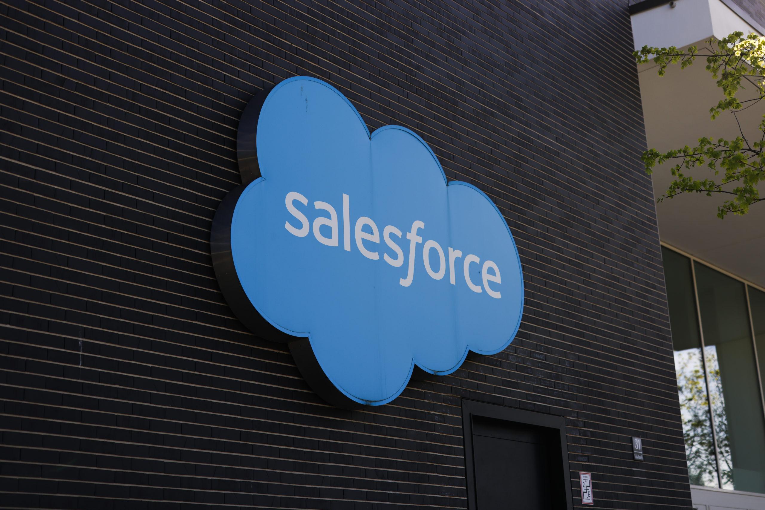 Como a Salesforce funciona?